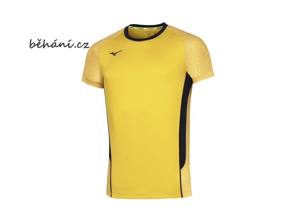 Volejbalový dres Mizuno Premium High-Kyu Tee V2EA700245