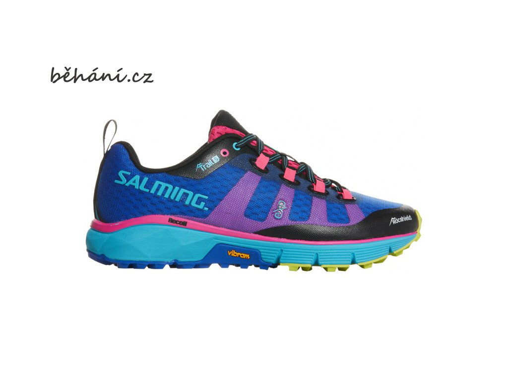 salming trail 5 shoe women blue sapphire 7 uk 475eabebaa