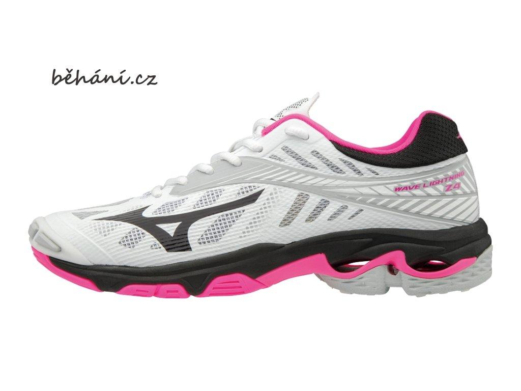 Sálová obuv Mizuno WAVE LIGHTNING Z4 V1GC180064 - běhání.cz 76f0431e2a
