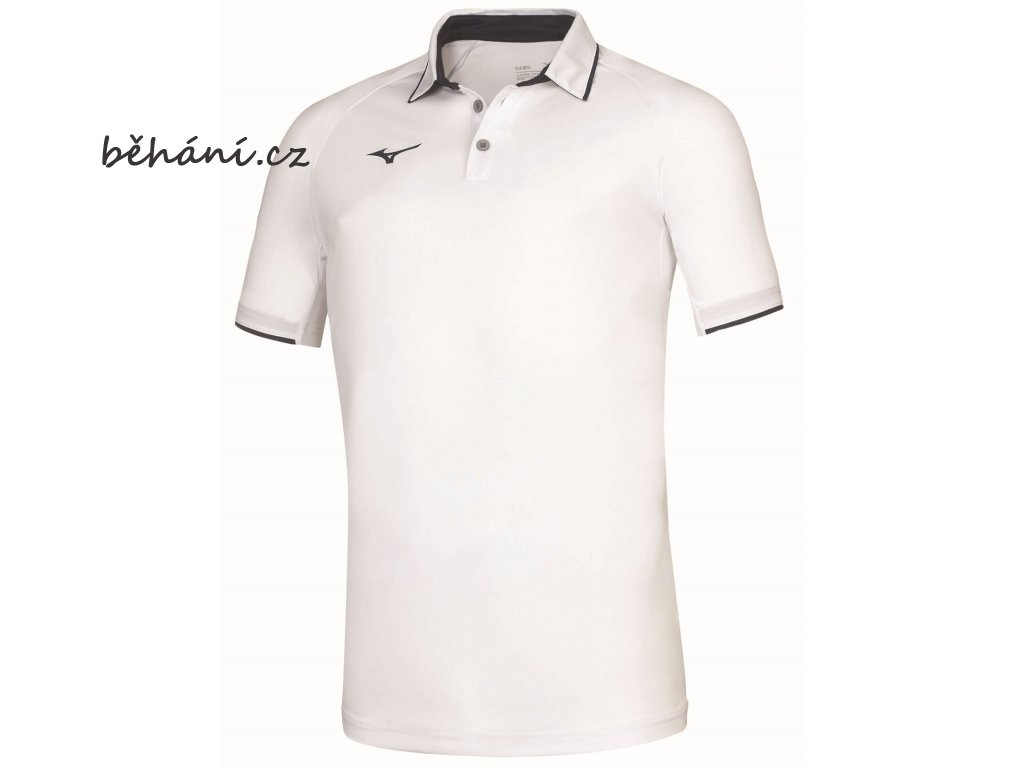 Mizuno T Shirt CORE POLO a Manica Corta