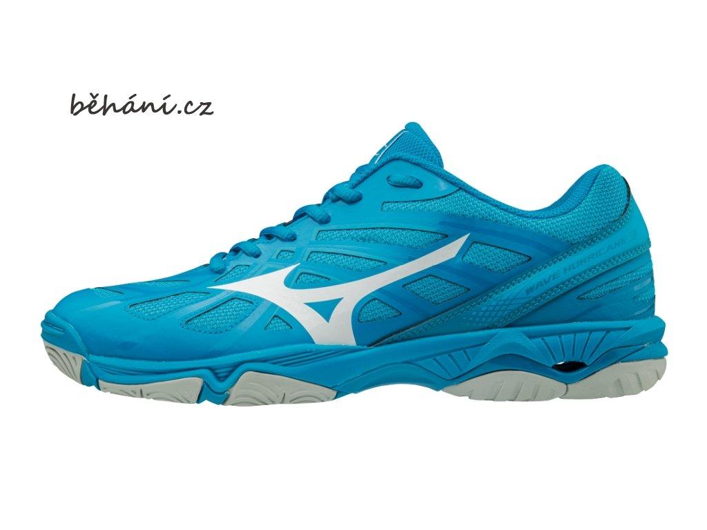 Sálové obuv Mizuno Wave Hurricane 3 V1GA174098 - běhání.cz ac78ef4d16