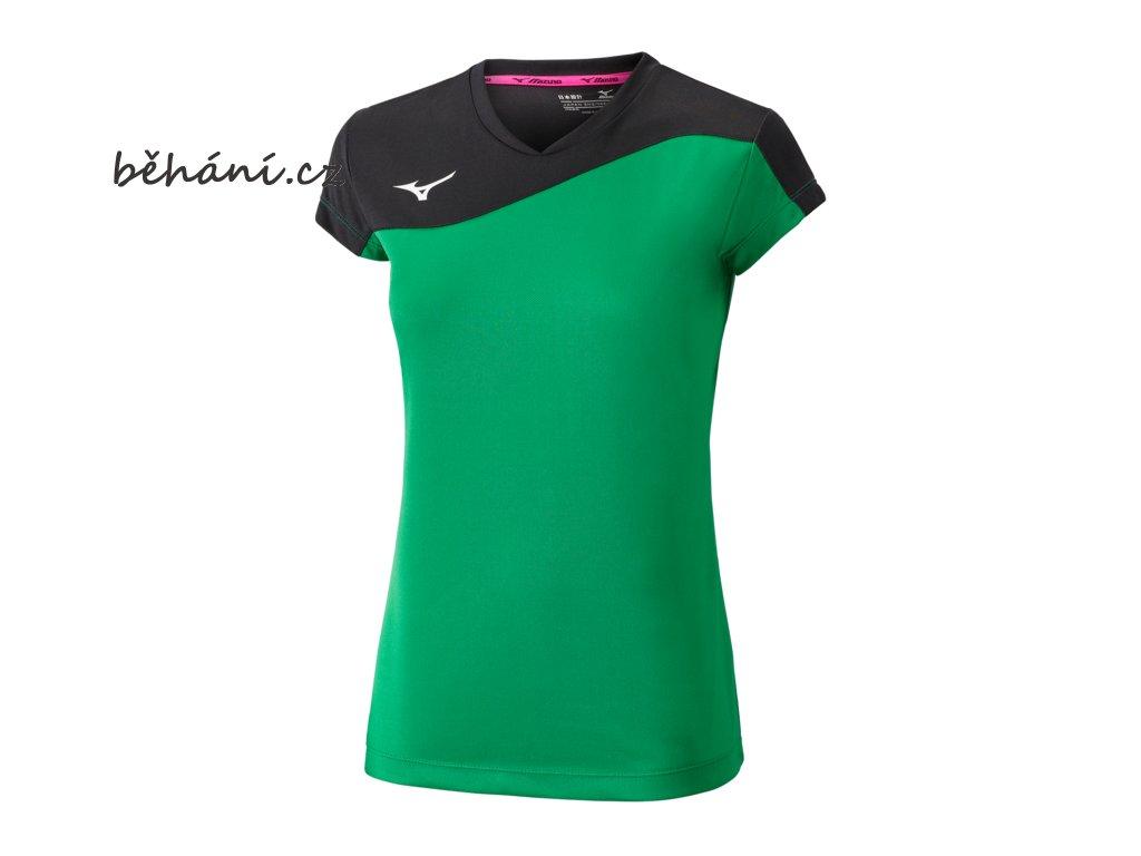 Volejbalový dres Mizuno Premium Myou Tee V2EA720335