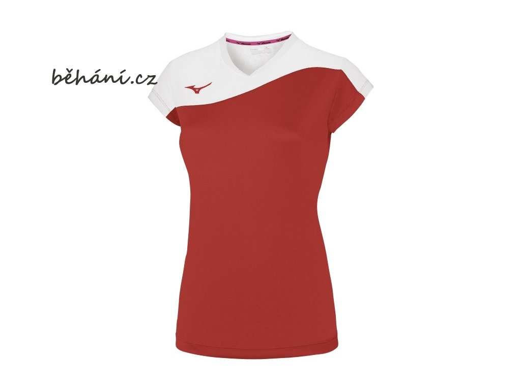 authentic myou tee red white 1