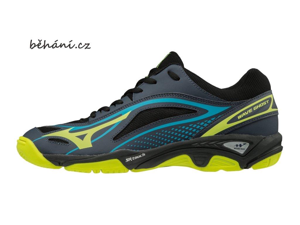 9d71f1258 Sálová obuv Mizuno Wave Ghost X1GA178047 - běhání.cz