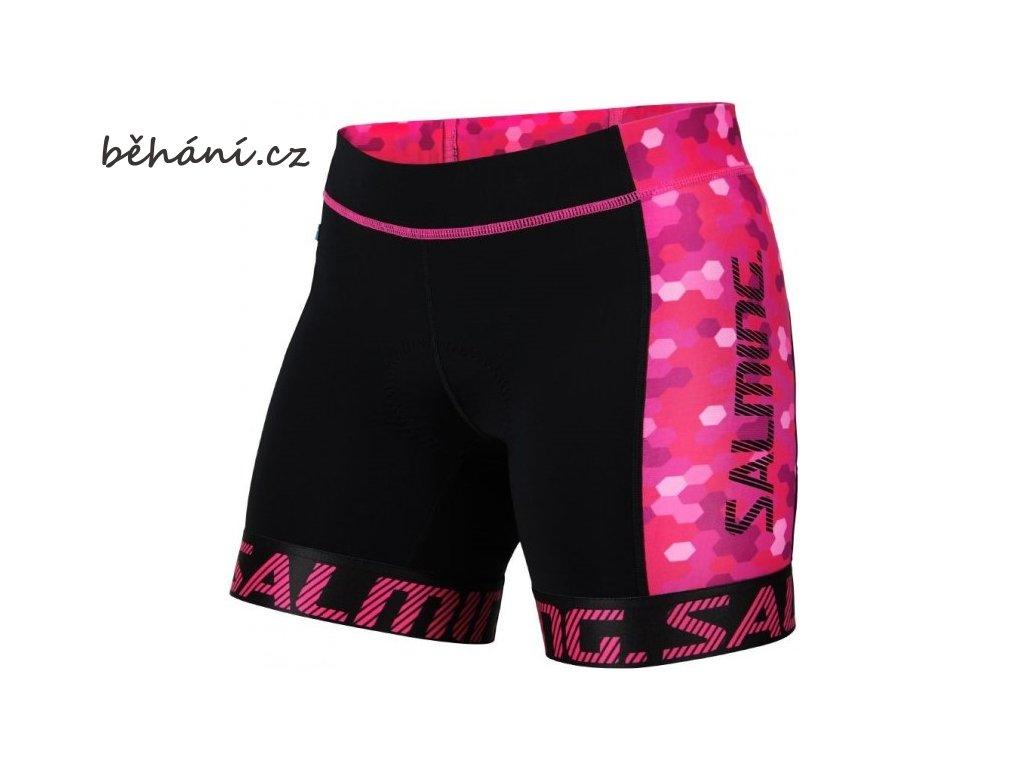 Běžecké šortky SALMING Triathlon Shorts Women