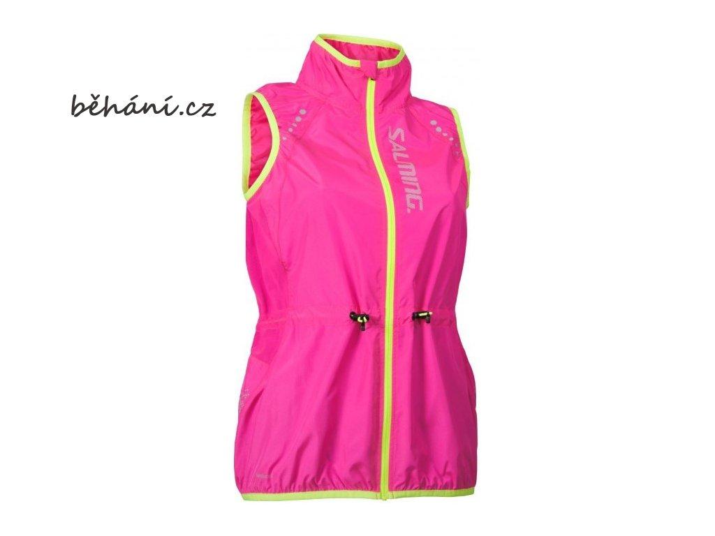 Běžecká vesta SALMING Skyline Vest Women