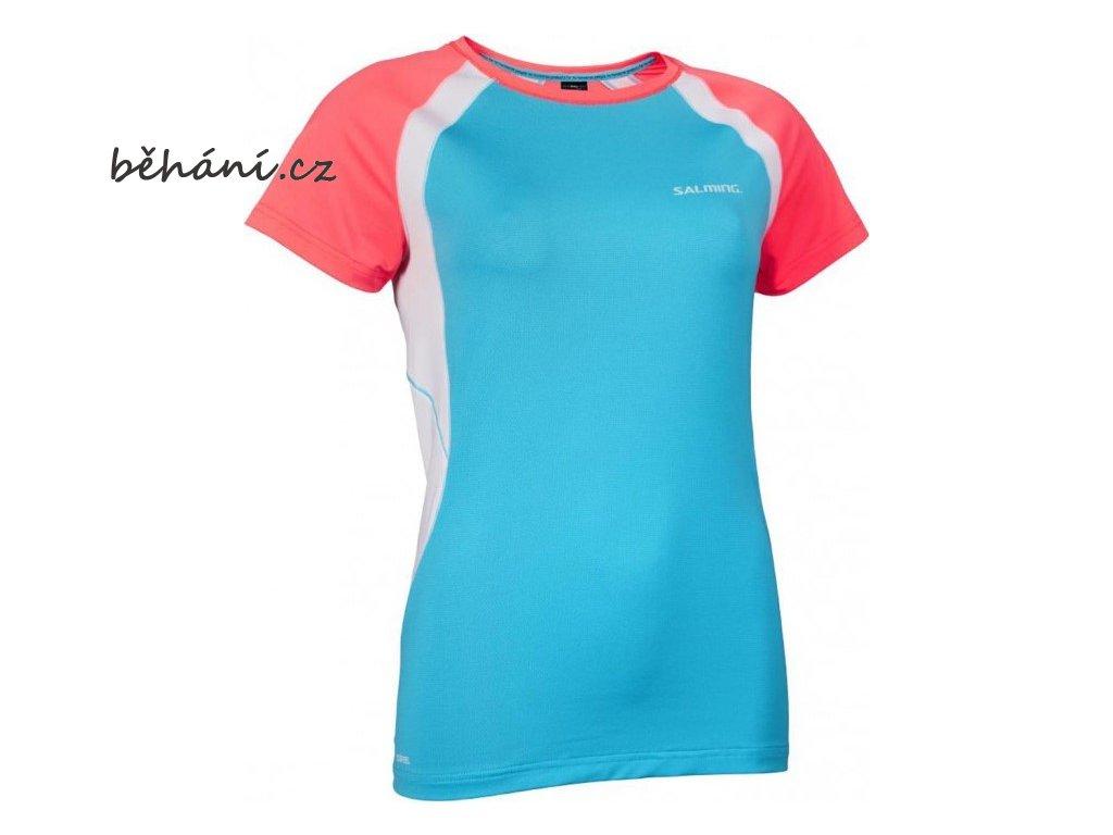 Běžecké tričko SALMING Nova Tee Women