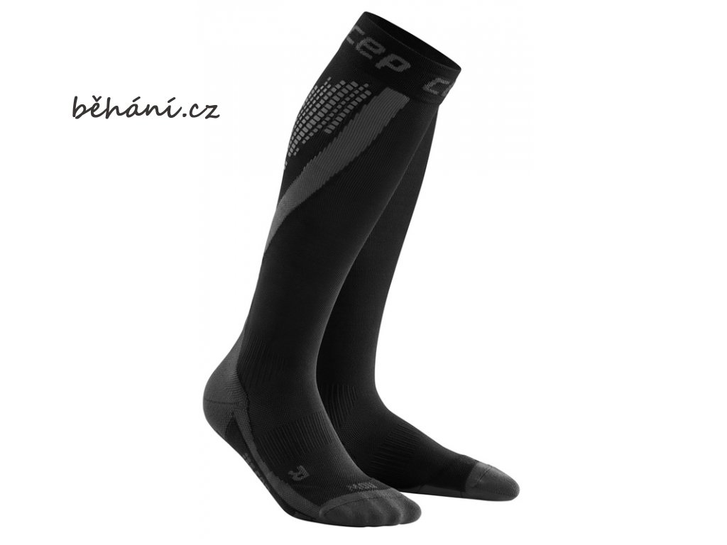 CEP Nighttech Socks black WP5LB3 m WP4LB3 w pair