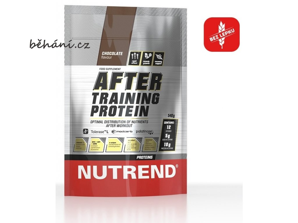 after training protein 540 coko cz red