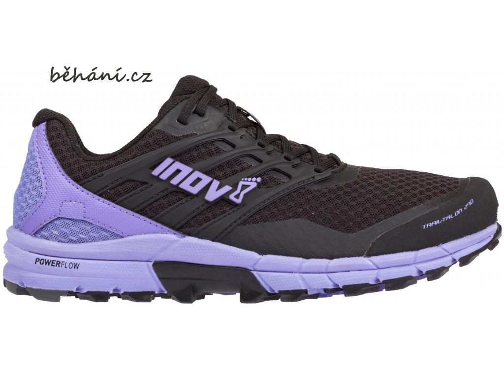 Trailtalon 290 Black Purple 1