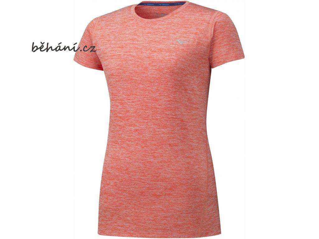 Běžecké tričko Mizuno Impulse Core Tee J2GA772156