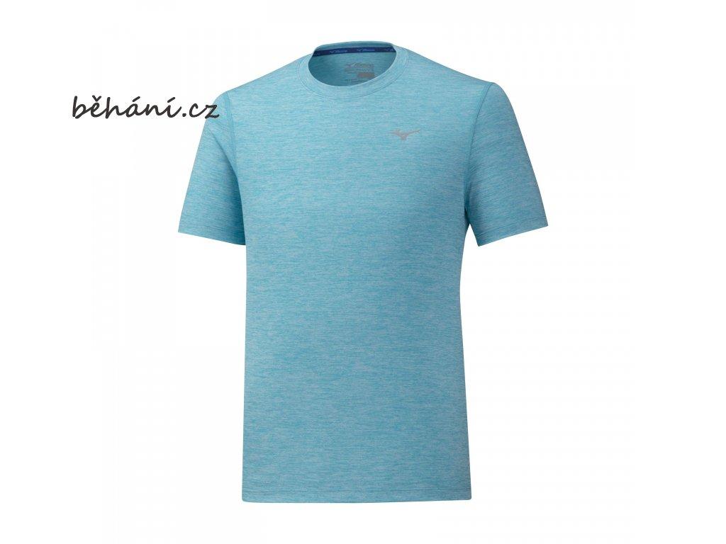98d4832cd Běžecké tričko Mizuno Impulse Core Tee J2GA751921 - běhání.cz