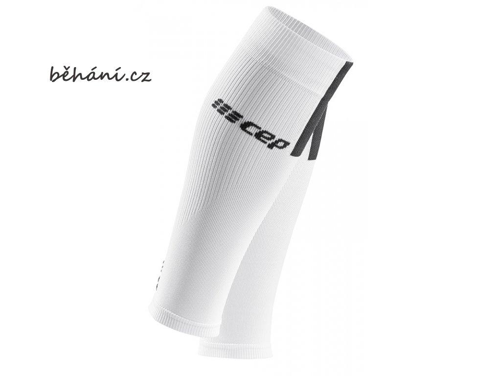 Compression Calf Sleeves 3.0 white dark grey WS508X m WS408X w pair front
