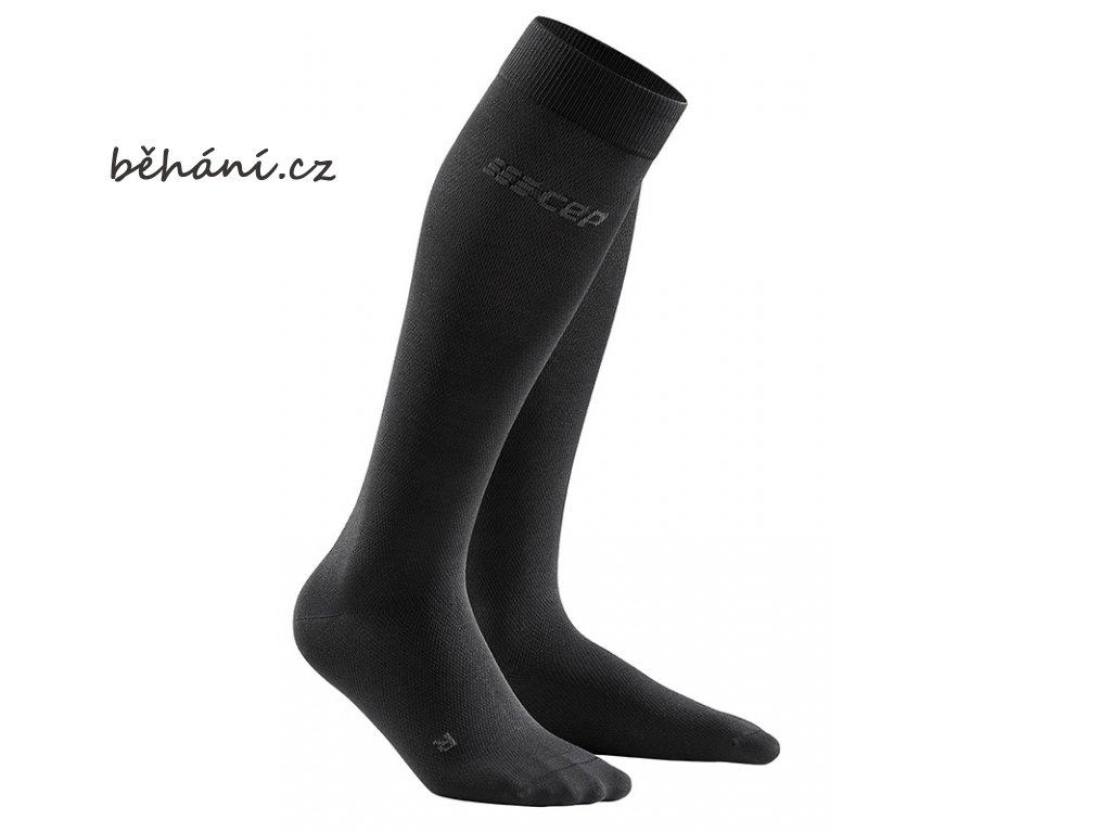 Business Socks black WP505E m WP405E w pair front