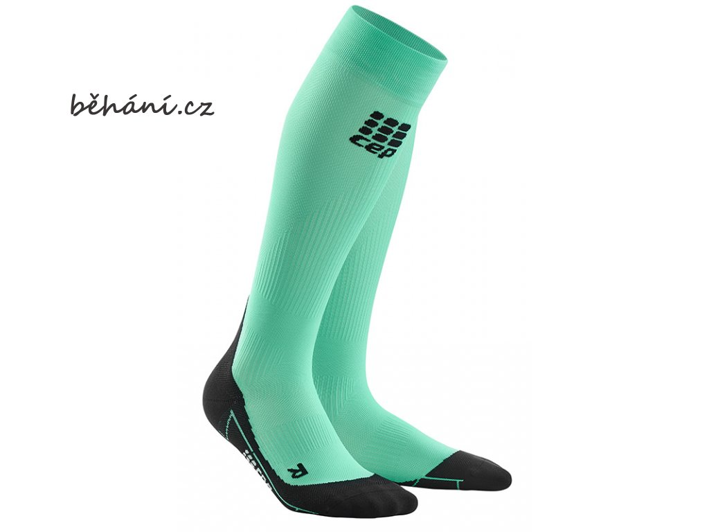Compression Socks jump jade WP40SK w pair front