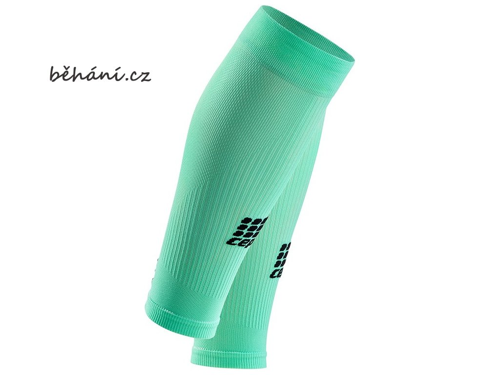 Compression Calf Sleeves jump jade WS40SK w pair front