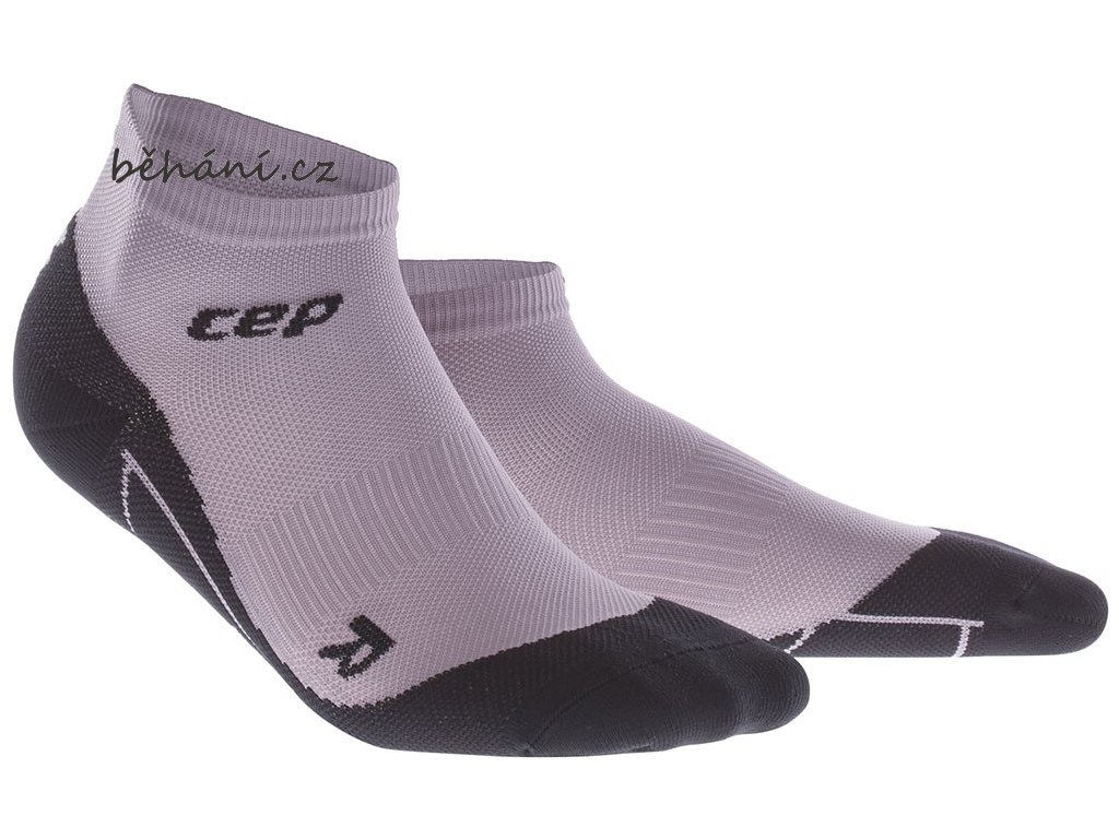 CEP rebelle low cut socks planky purple 1073 WP4AZN paar sba