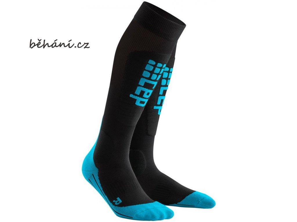 Ski Race Socks black blue WP5792 m WP4792 w pair