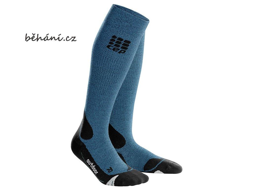 CEP Outdoor Merino Socks desert sky WP45D4 w WP55D4 m pair