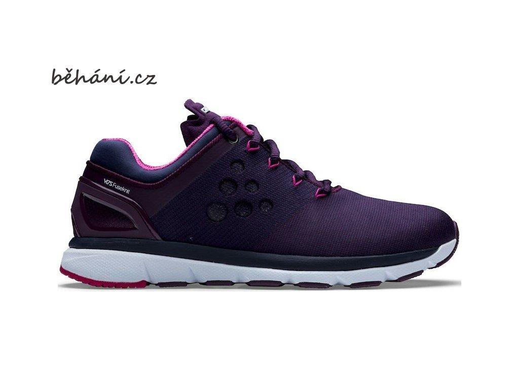 Běžecké boty Craft V175 Fuseknit - fialové