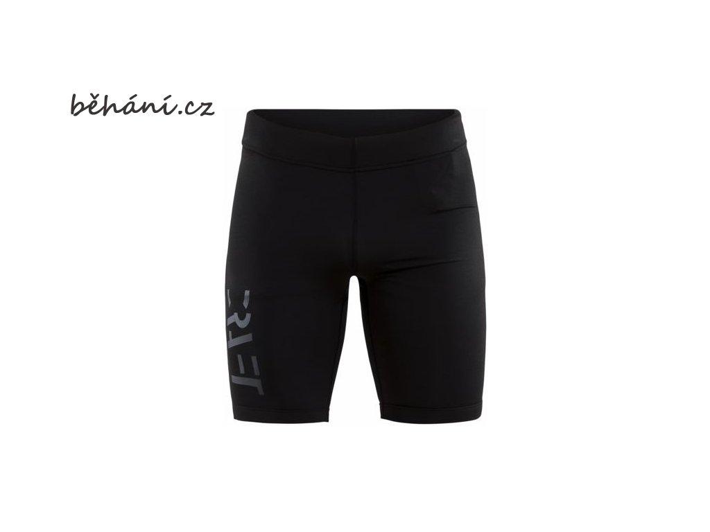 kalhoty craft eaze shorts cerna 4