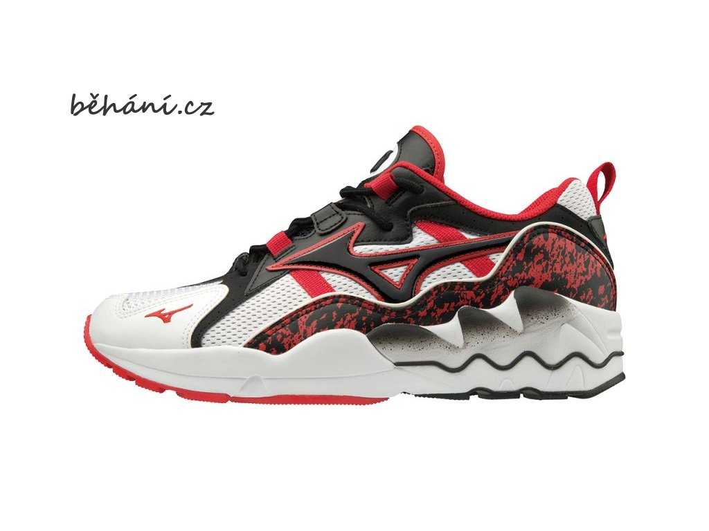 wave rider 1 white black high risk red 1