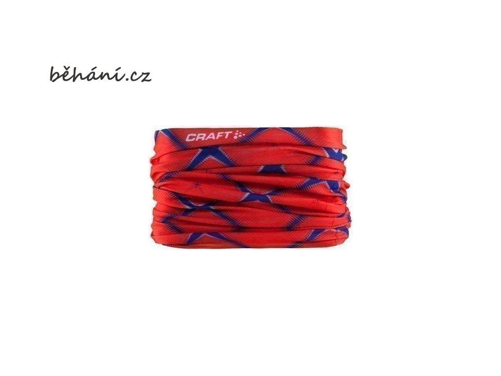 nakrcnik craft neck tube cervena