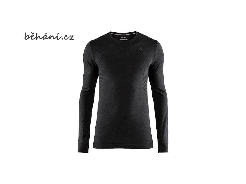Běžecké tričko CRAFT Fuseknit Comfort LS