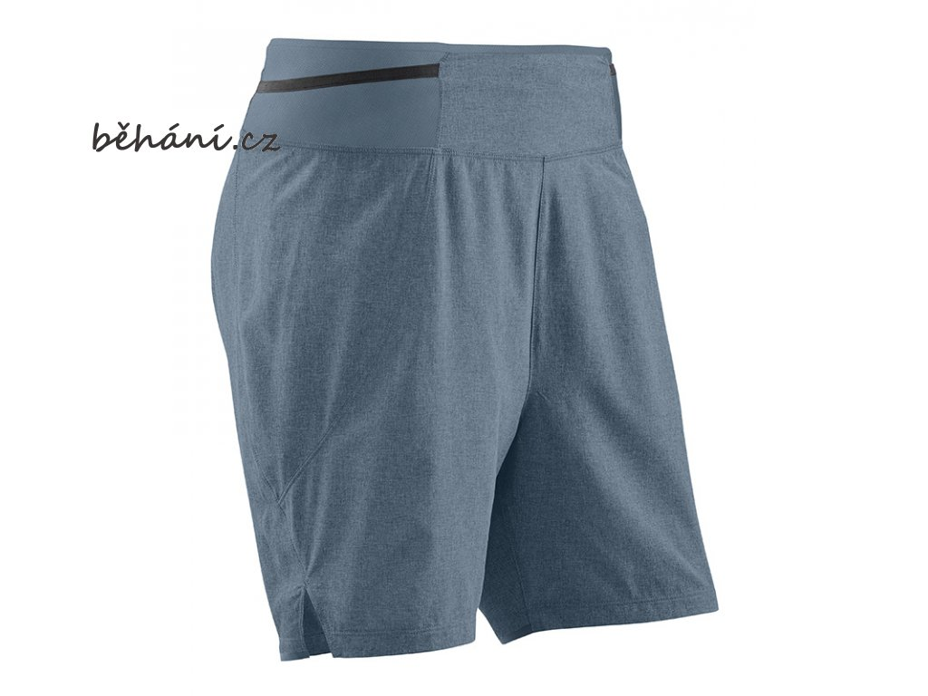Loose Fit Shorts grey W98125 m front