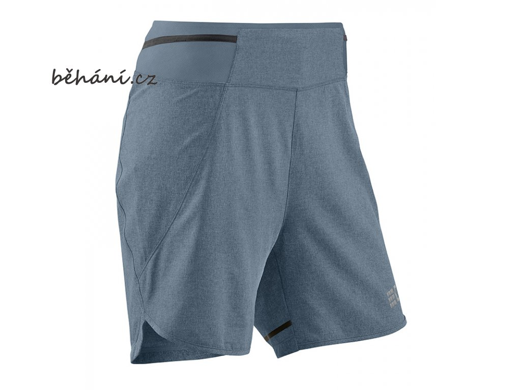 Loose Fit Shorts grey W9H125 w front