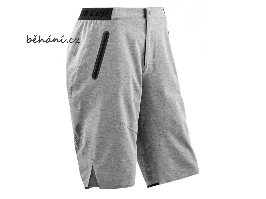 Leisure Shorts grey W97125 m front