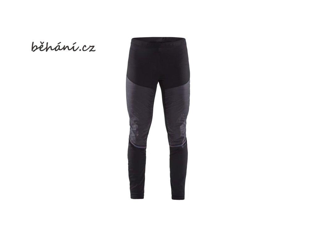 kalhoty craft subz padded tights cerna 6