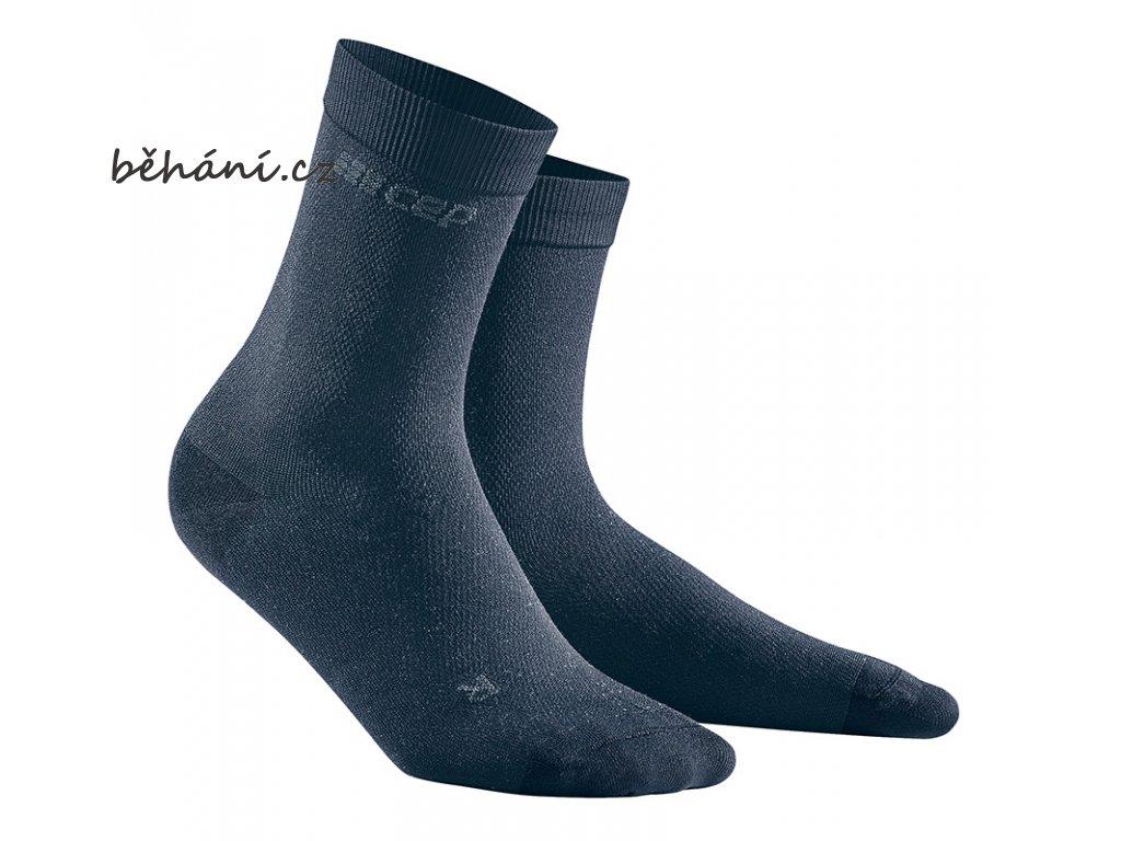 Business Socks Midcut dark blue WP5CYE WP4CYE front 2