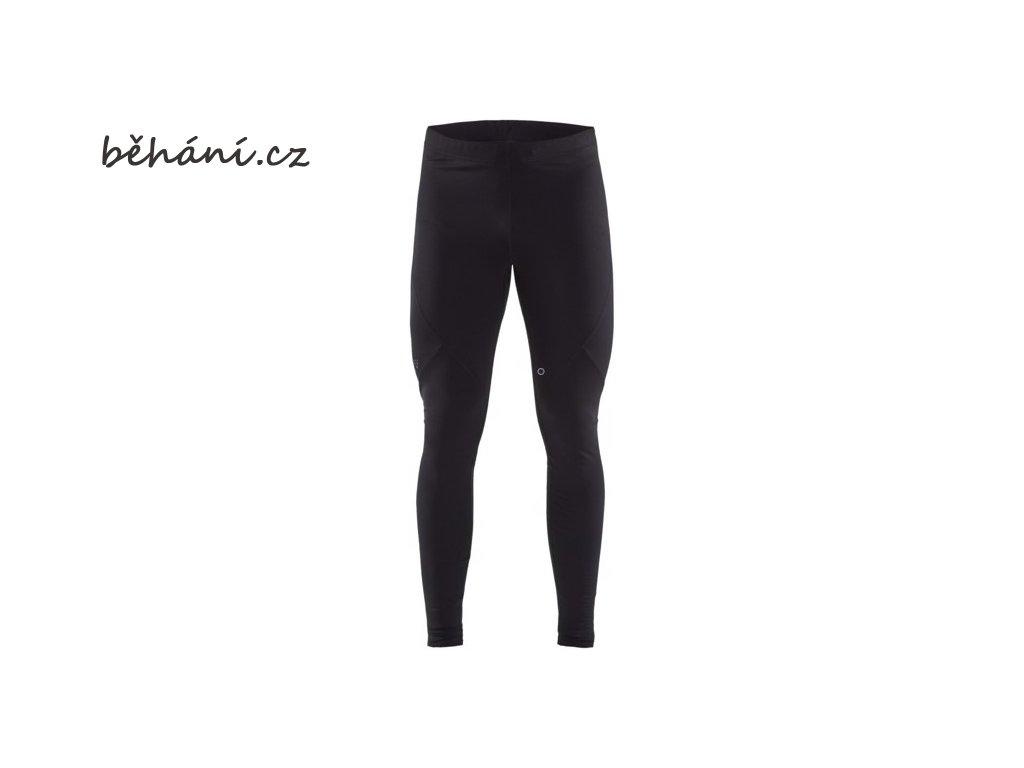 kalhoty craft essential warm tights cerna 5