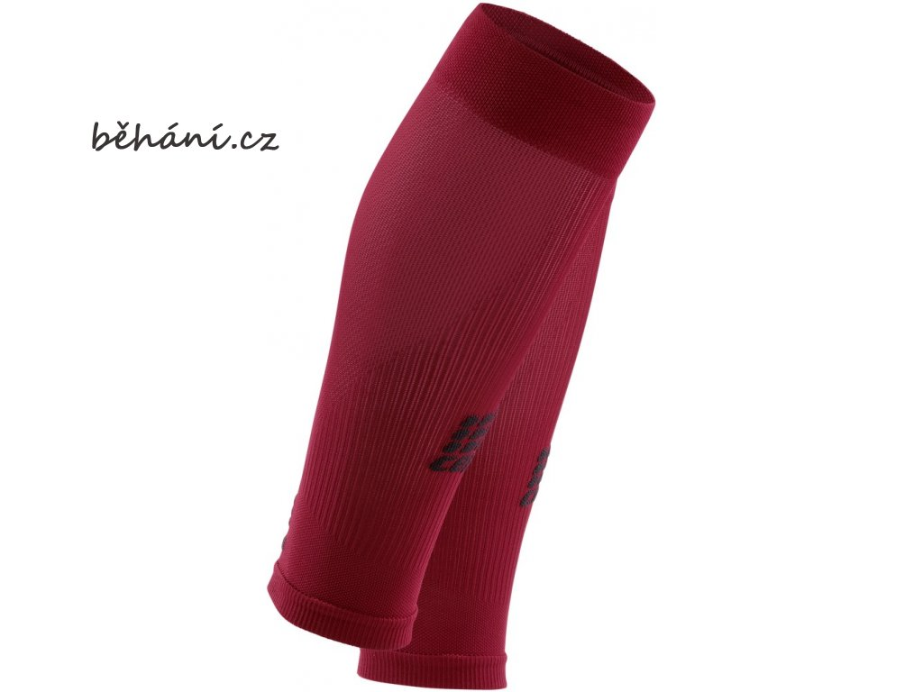 Training Compression Calf Sleeves cardiocherry WS408K front 2