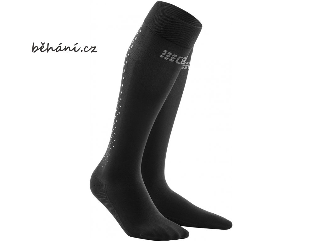 Recovery Pro Compression Socks black WP405T WP505T front 2