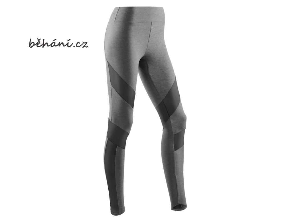 Training Tights grey W0H97L w front
