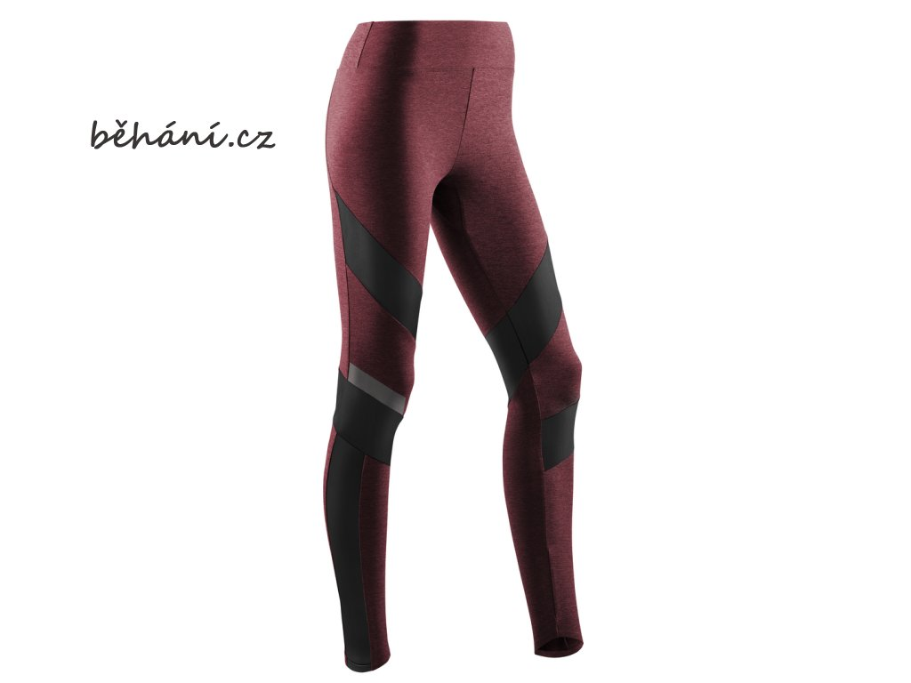 Training Tights cardiocherry W0H98L w front
