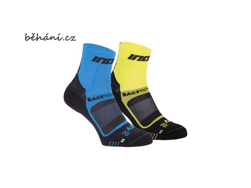Běžecké ponožky Inov-8 RACE ELITE PRO SOCK - dva páry