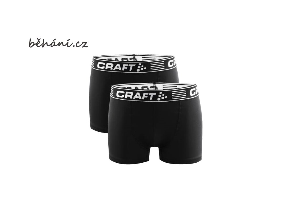 boxerky craft greatness 3 2 pack cerna 2
