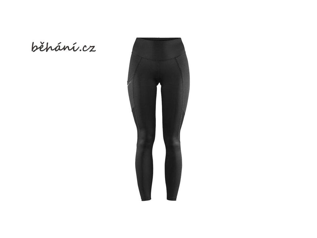 w kalhoty craft adv essence cerna 6