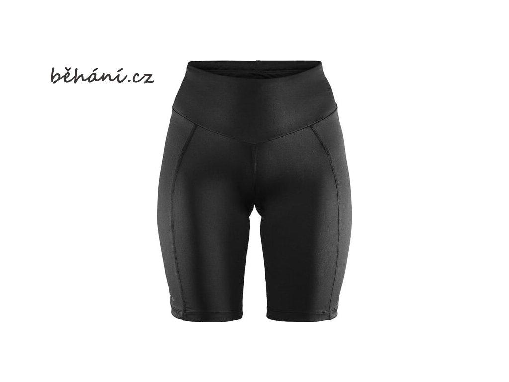 w kalhoty craft adv essence kratke cerna 6