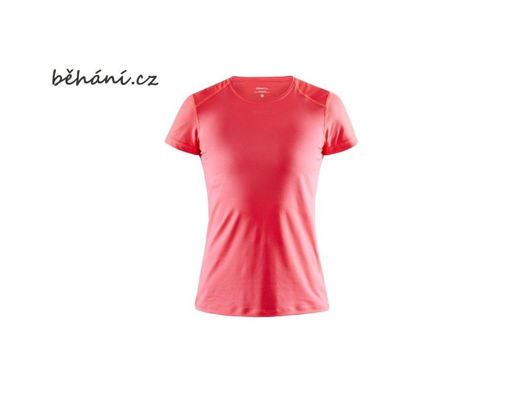 Běžecké tričko Craft ADV Essence Slim SS