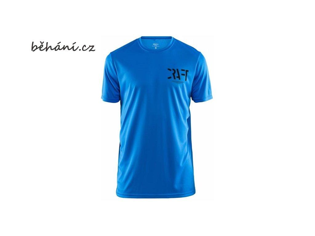Běžecké tričko CRAFT Eaze Graphic