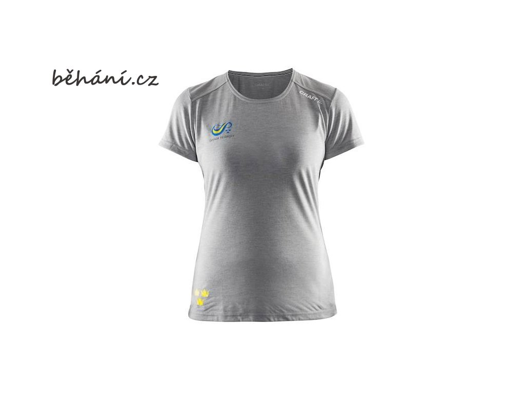 Běžecké tričko CRAFT In-The-Zone Pique