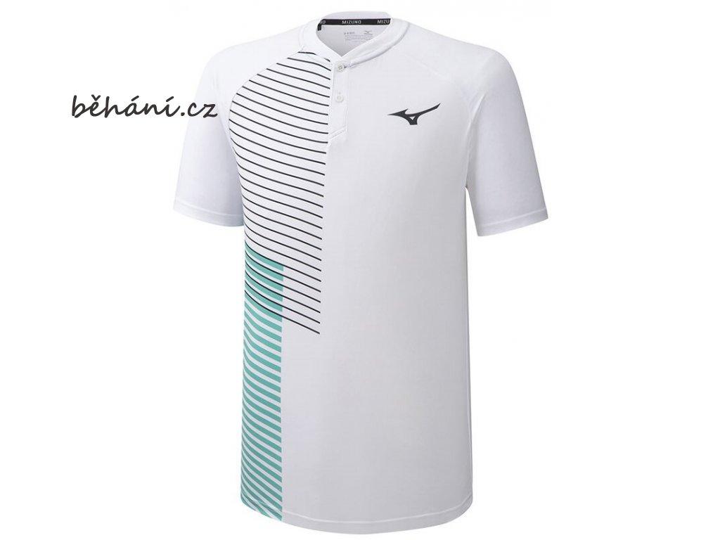 Běžecké tričko Mizuno Shadow Polo K2GA001201