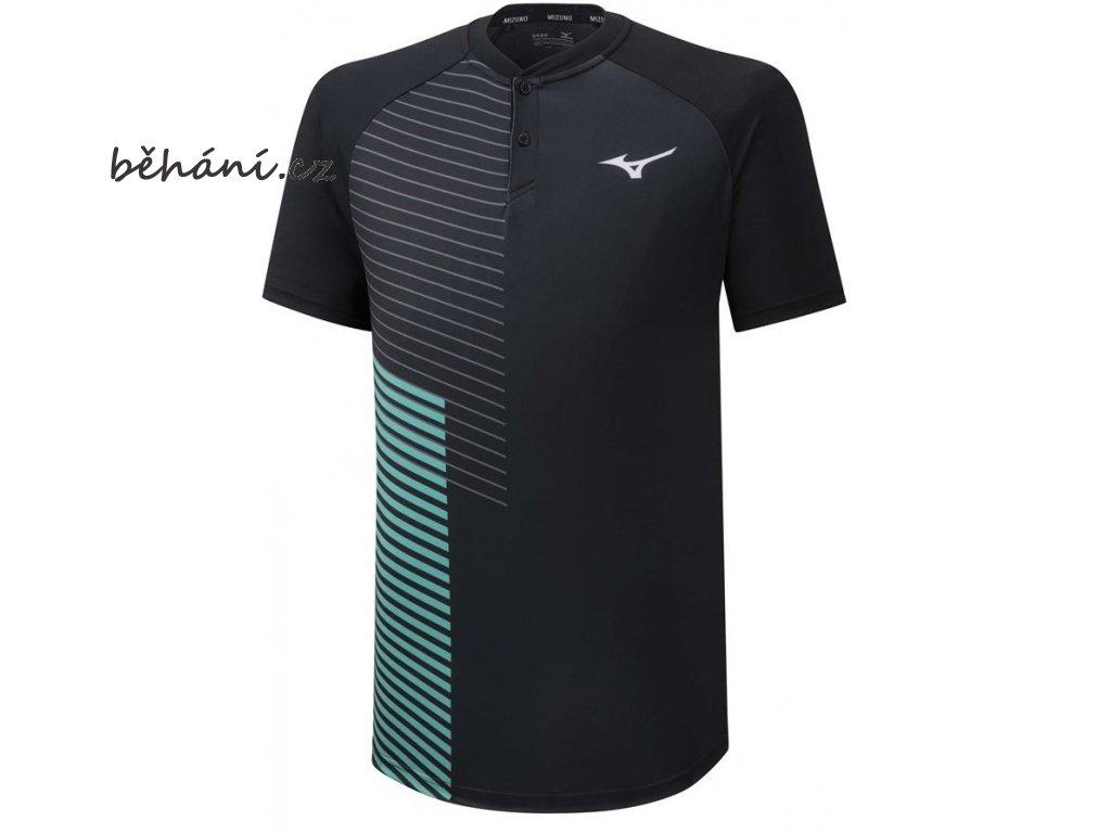 Běžecké tričko Mizuno Shadow Polo K2GA001209