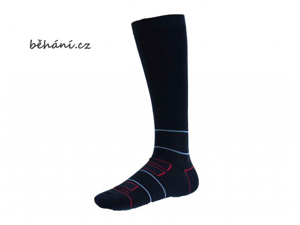 Lyžařské ponožky Mizuno BT Light Socks A2GX6502Z96