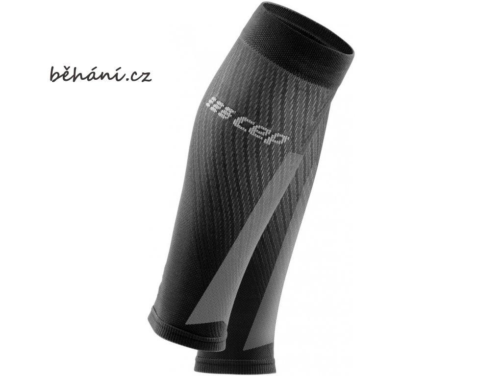 Ultralight Pro Compression Calf Sleeves black lightgrey WS40IQ WS50IQ front 2