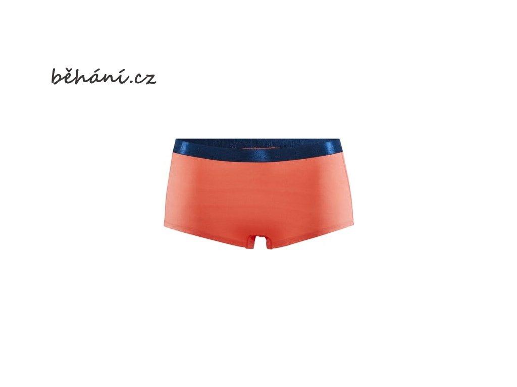w boxerky craft greatness waistband oranzova 3